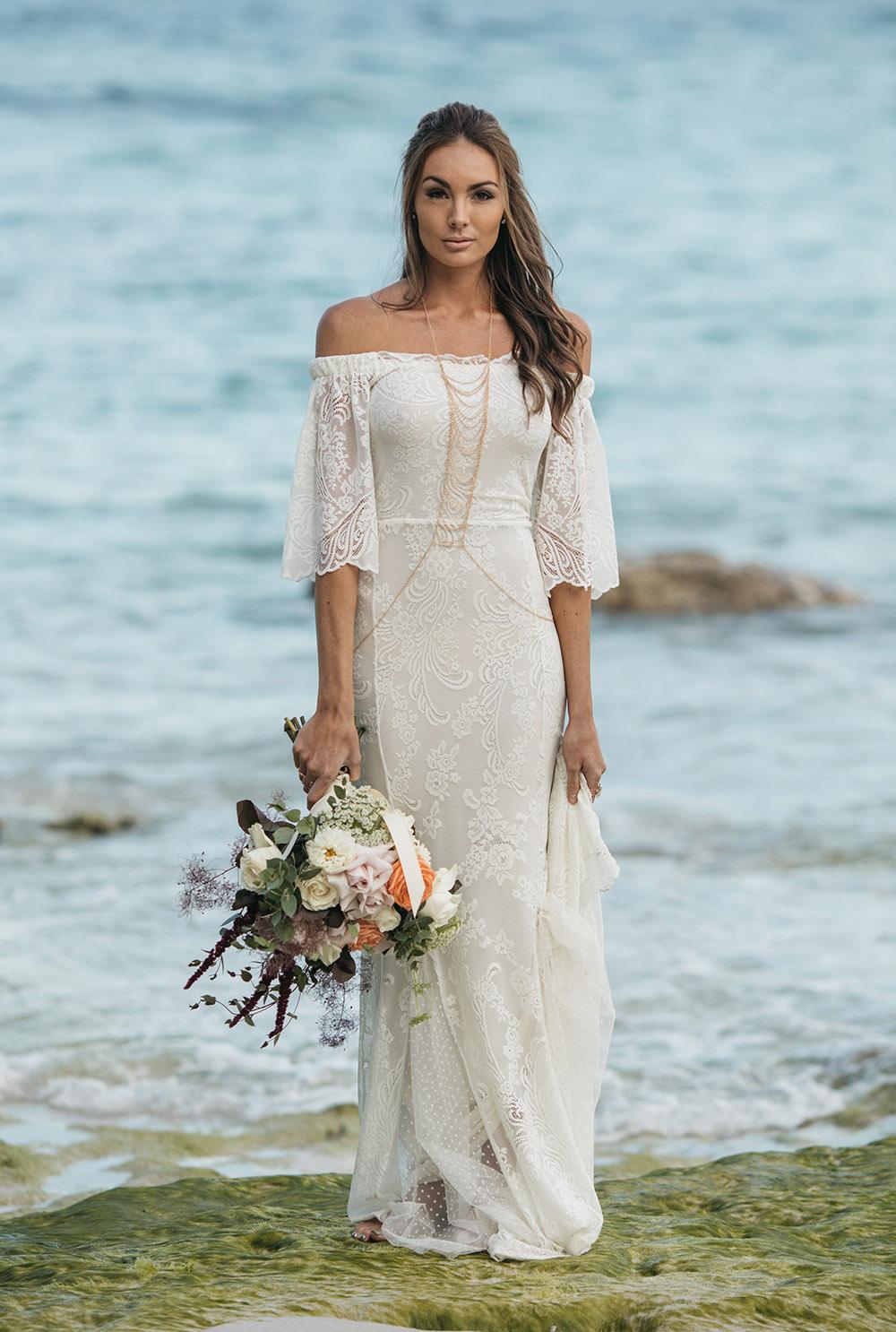 Vestidos de novia para playa ¡14 FANTÁSTICA IDEAS DE MODA! | Somos ...