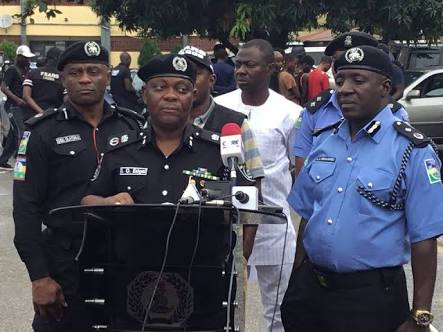 Lagos Police Arrests 5 PDP LGA Chairmen For Murder