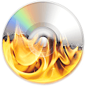 Express Burn Logo PNG IMG