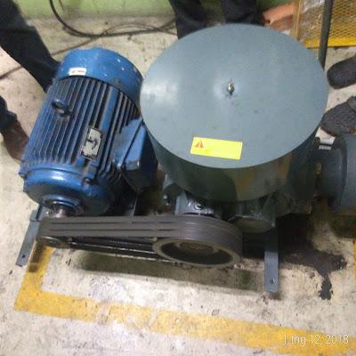 sửa máy thổi khí tại Bình Dương