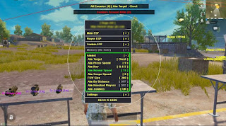 26 April 2019 - Rans 8.0 (V10 Easy Activaton 1 Days Only) ENGLISH NEW! PUBG MOBILE Tencent Gaming Buddy Aimbot Legit, Wallhack, No Recoil, ESP