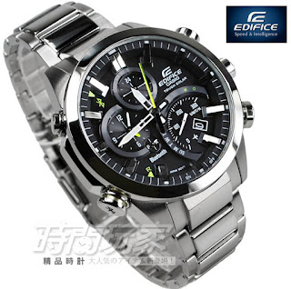 Model Jam Tangan Casio Edifice