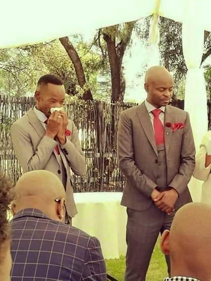 Two kenyan Gay Men Weds
