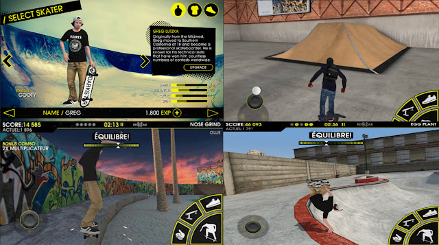Download Skateboard Party 3 Greg Lutzka v1.0.2 Apk Dta Obb + Mod Terbaru