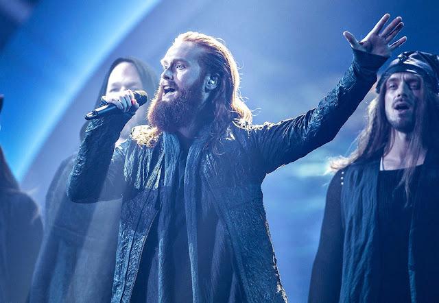 Rasmussen, representante de Dinamarca en Eurovisión 2018