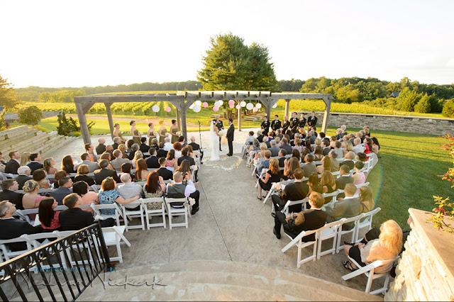 Rustic Wedding Venues Nj Laurita Winery wedding