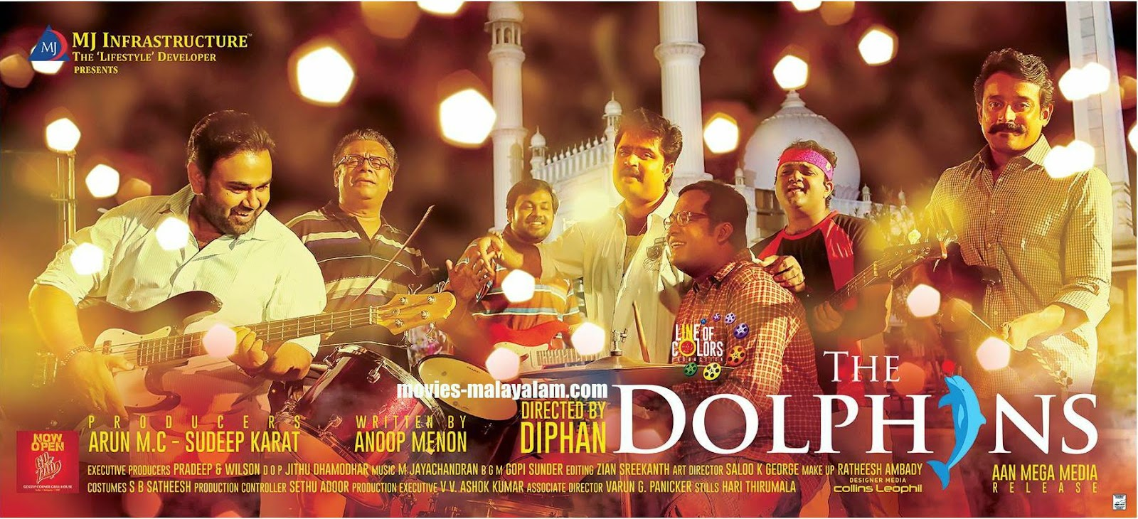 dolphins malayalam movie review