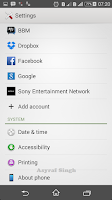 About Phone - Upgrade Android 5.1.1 Lollipop (18.6.A.0.175) For Sony Xperia M2
