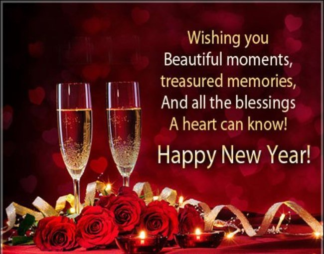 wish u a happy new year quotes