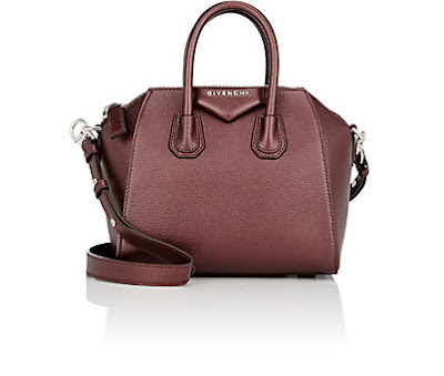 givencgy antigona mini duffel bag in burgundy_givenchy bag