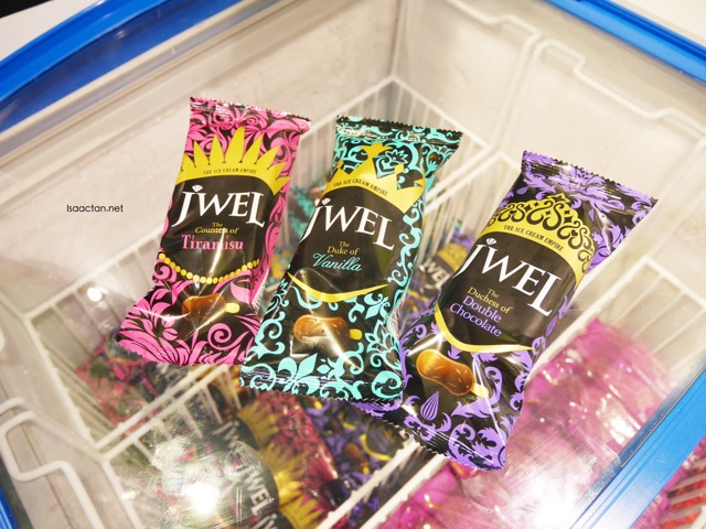 Jwel ice cream by F&N