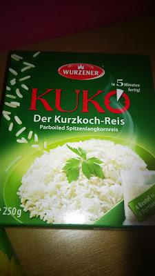 Kuko Kurzkoch Reis