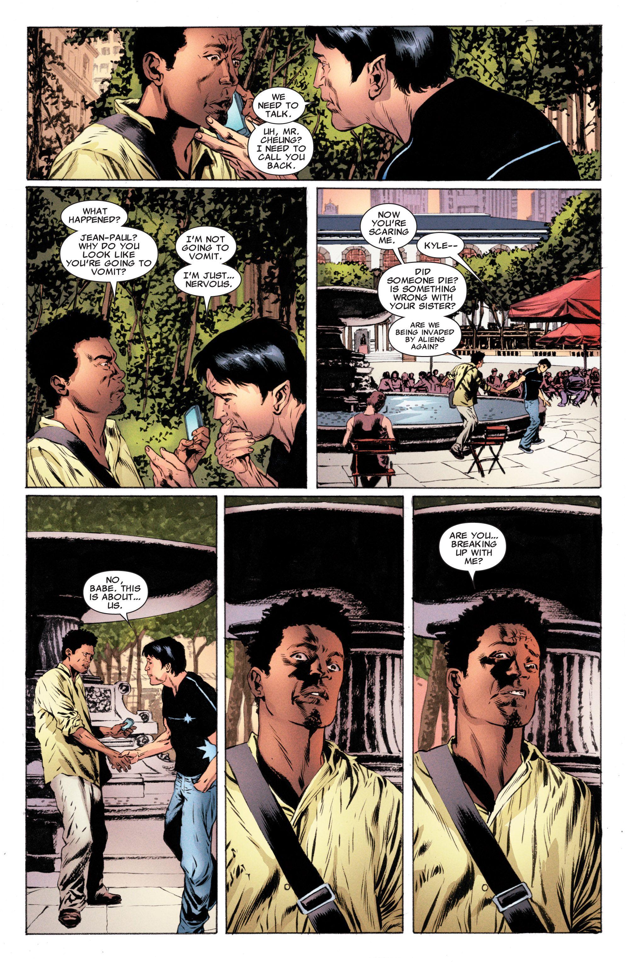 Read online Astonishing X-Men (2004) comic -  Issue #50 - 9