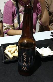 Cerveza Gram.