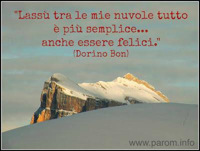 Parole e immagini Dorino Bon