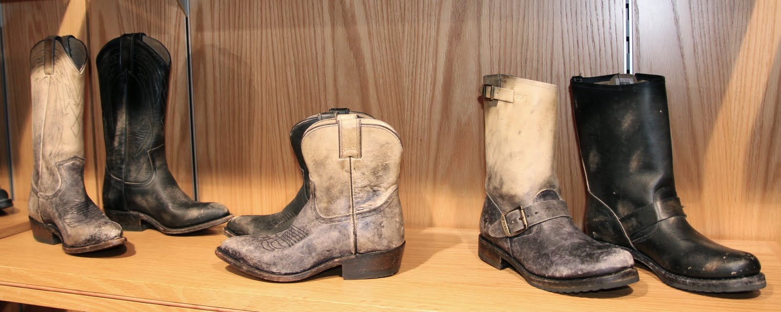 cafd0ae570a3 The Carson---a Frye staple...is totally new---with two buckles