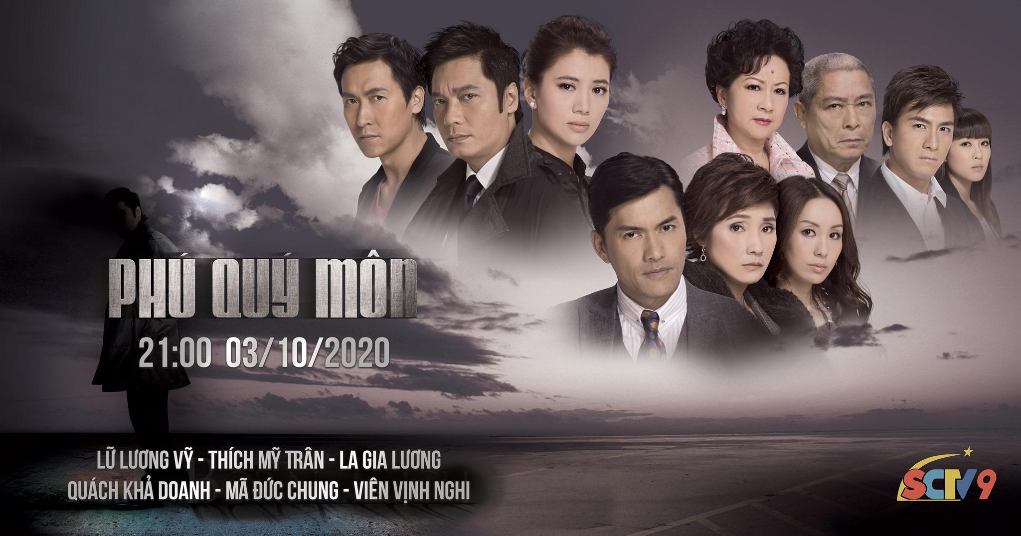 Phú Quý Môn - SCTV9 (2020)