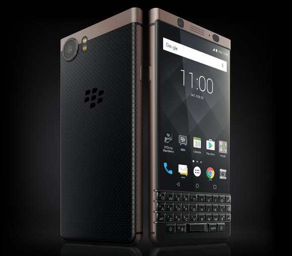 BlackBerry KEYone Bronze Edition can be yours at RM361 off this coming Tuesday