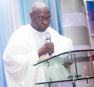 obasanjo rejects christian name