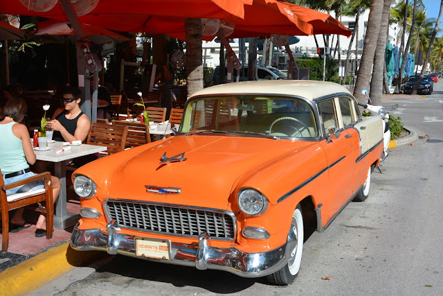 Miami Beach cars classic