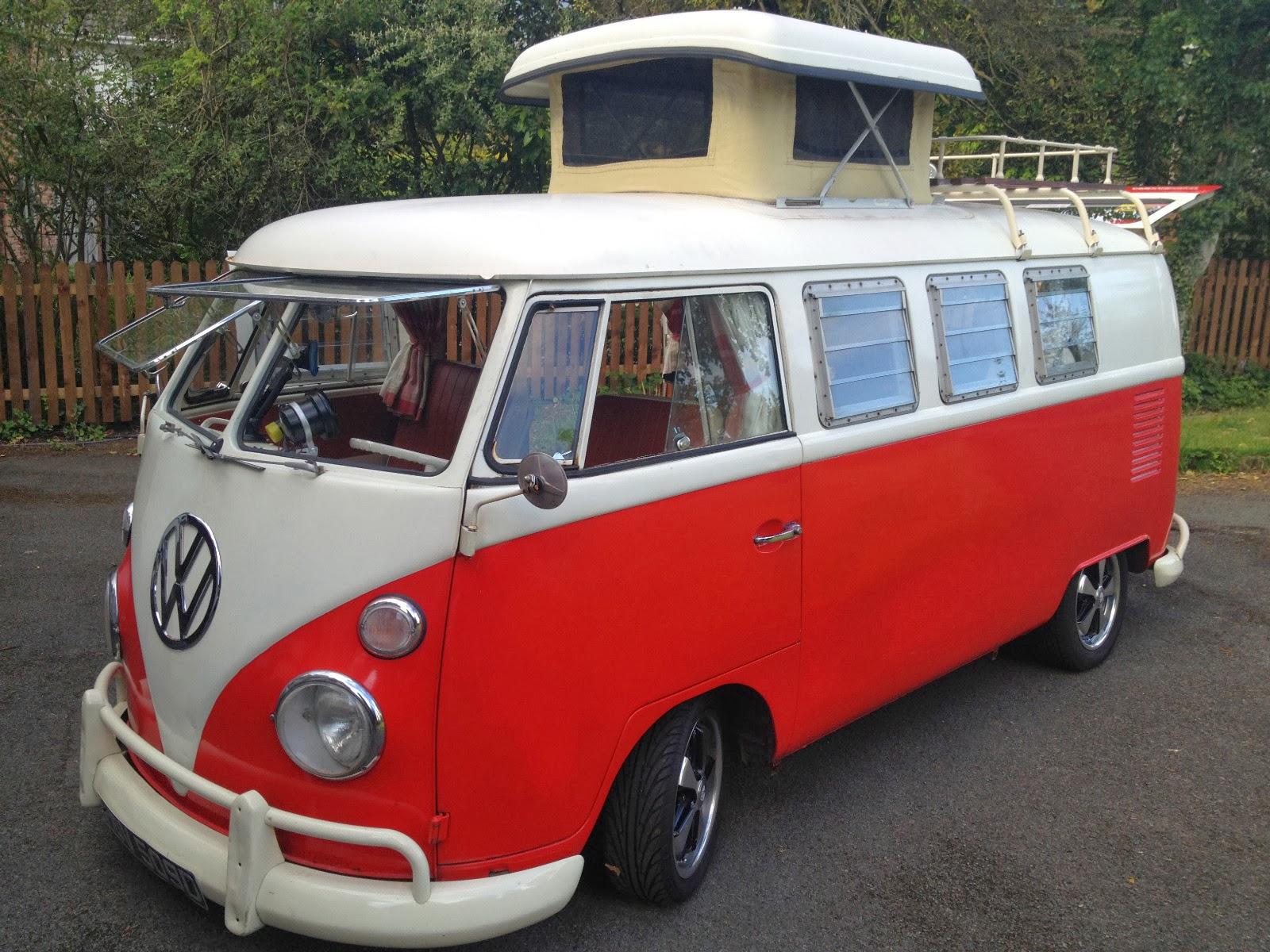 1966 vw splitscreen camper vw bus. Black Bedroom Furniture Sets. Home Design Ideas