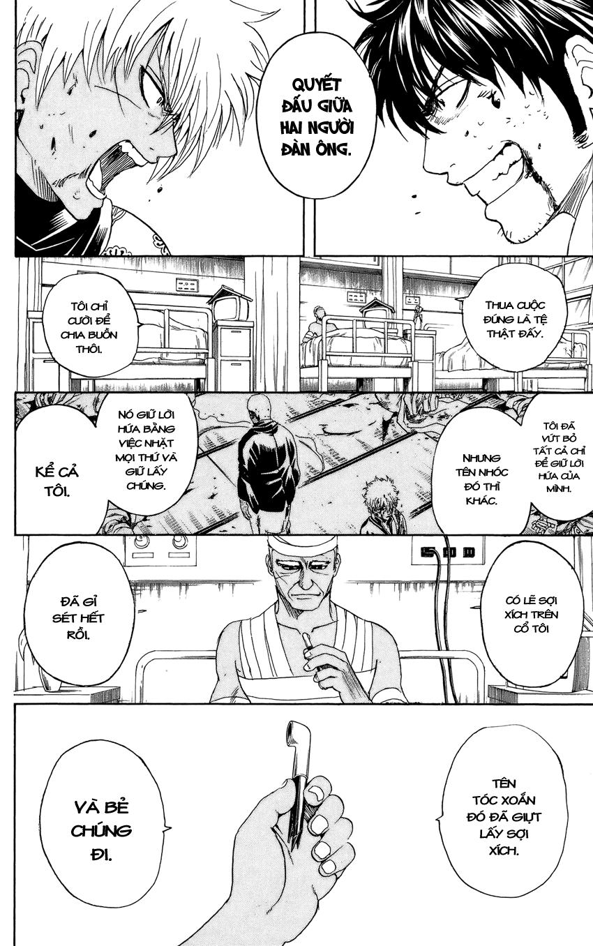 Gintama Chap 309 page 9 - Truyentranhaz.net