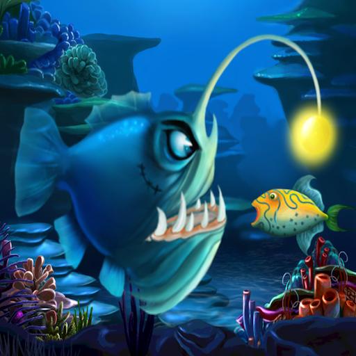 تحميل لعبه الأسماك تأكل الأسماك الصغيرة مهكره اصدار 1.0.19