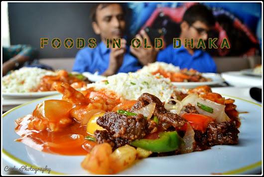 Traditional Foods and Life of Old Dhaka City