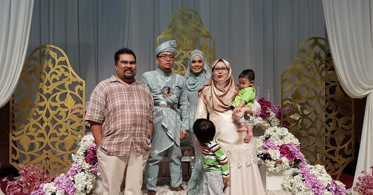 Hafeez's Wedding At DBP Banquet Hall
