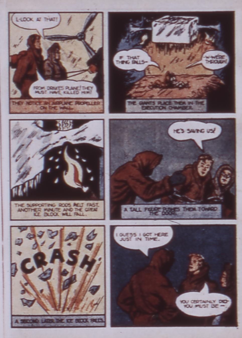 Read online WHIZ Comics comic -  Issue #3 - 31