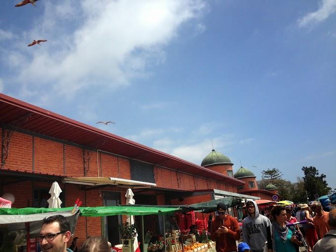 El mercado de Olhão
