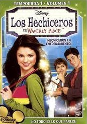 Series Galaxy: Los Hechiceros de Waberly Place Latino