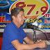 O prefeito eleito de Macau Tulio Lemos concede entrevista na FM 87,9