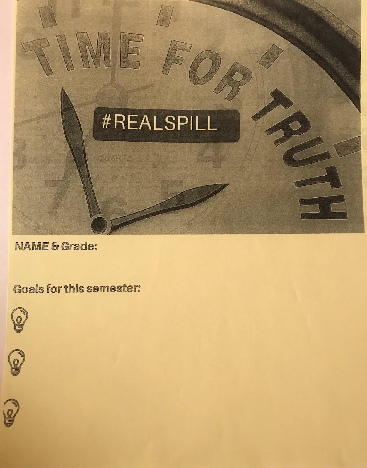 Senior Reality Check