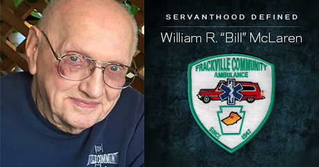 Servanthood- A Tribute to Bill