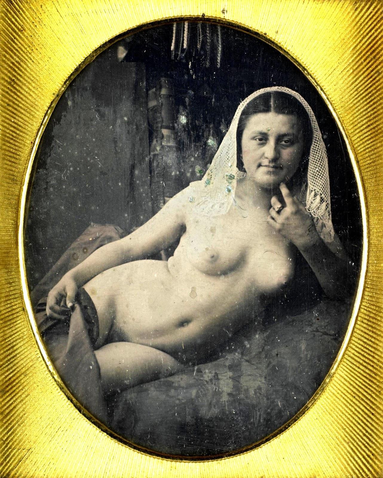 Daguerreotype Nude 93