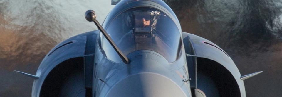 Франція створила повітряно-космічні сили