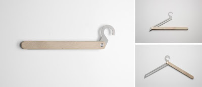 Cool Coat Hangers and Modern Clothes Hanger Designs (16) 2