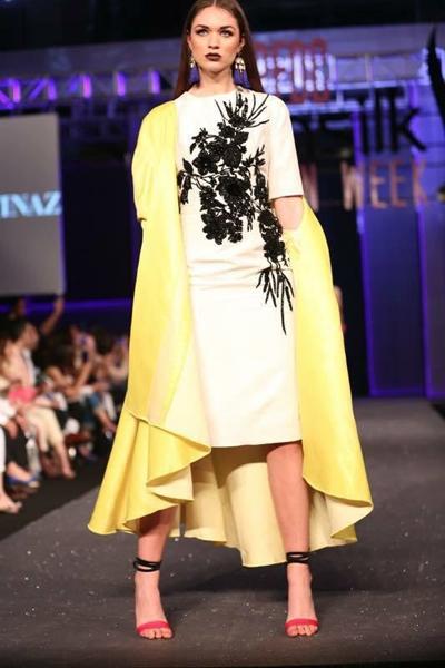 Pakistani Brand Sana Safinaz Chateau Marmont for PSFW 2017