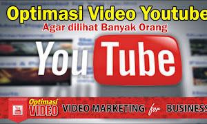 Cara Setting SEO On Page Video Youtube Terbaru