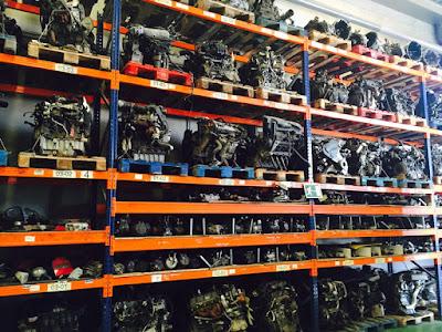 Web comprar motores segunda mano
