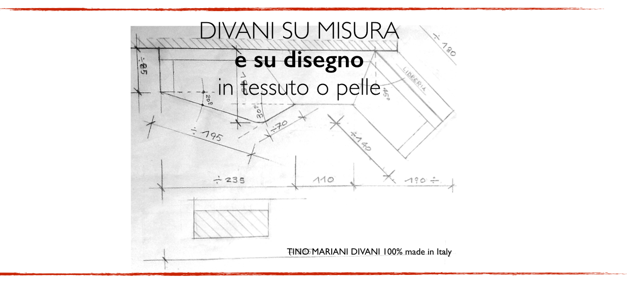 Divani e divani letto su misura novembre 2013 for Divani su misura