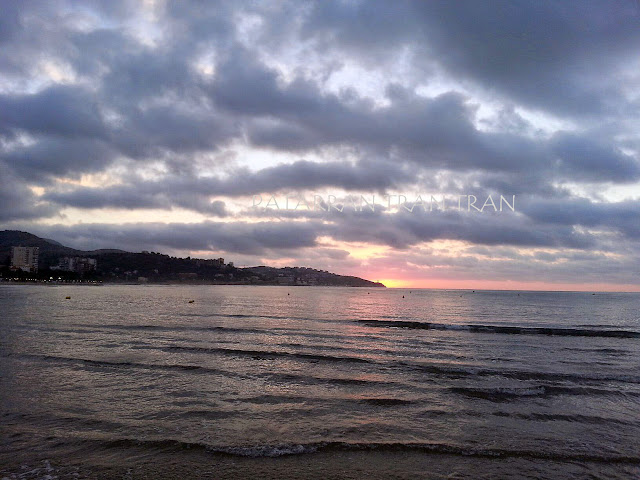 Blessed Summer. Benicassim. Amanecer playa Torreon.