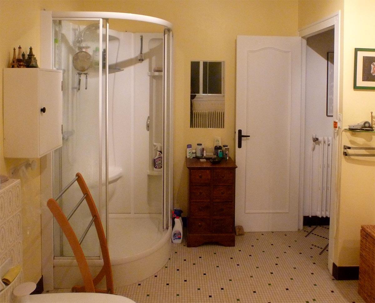 Bathroom Salle De Bain living the life in saint-aignan: notre salle de bain