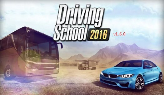 Download Driving School 2016 v.1.7.0 Mod Apk