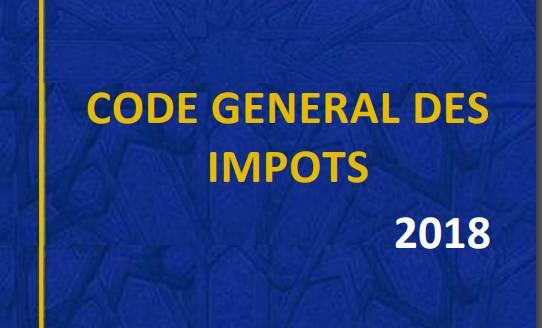 CGI code général des impôts 2018 [PDF]