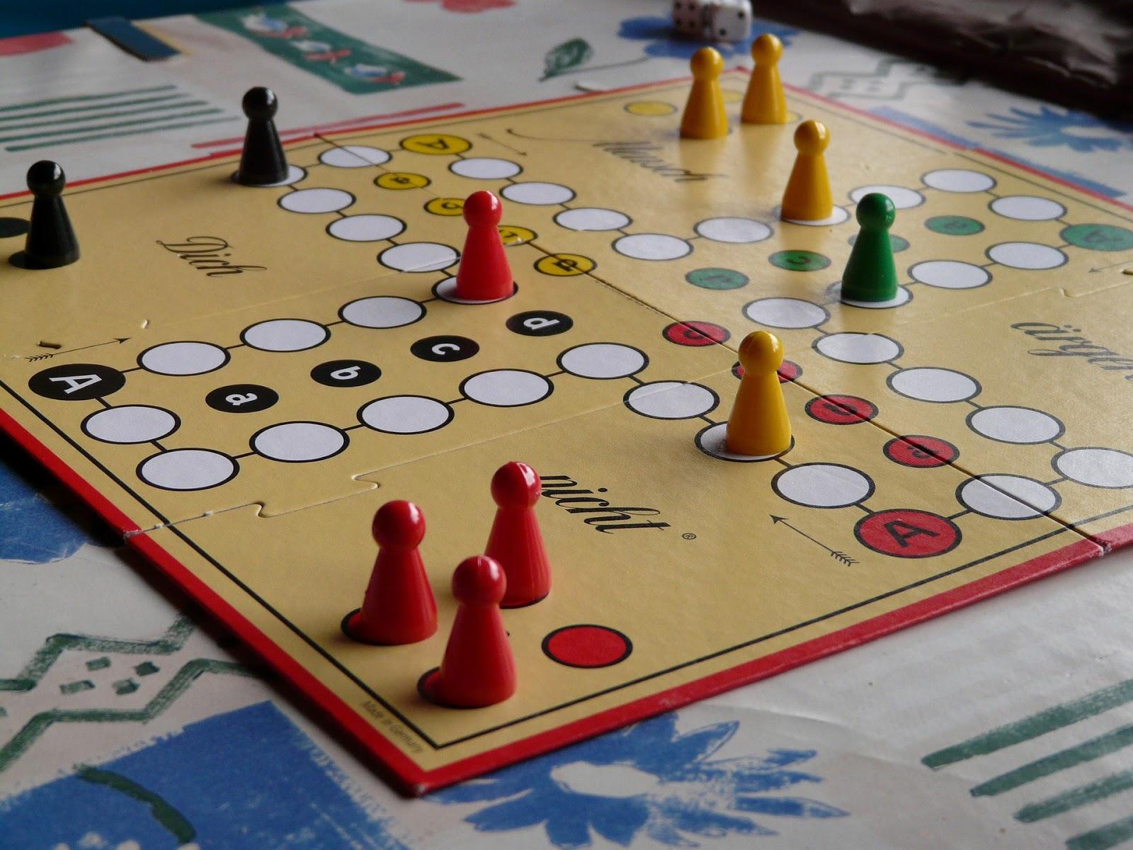 Menschärgeredichnicht Spielen