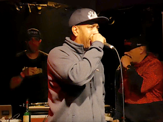 The Beatnuts @ Hard Luck Bar, Saturday