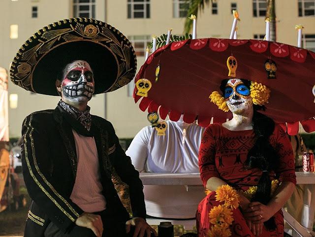 Halloween em Miami