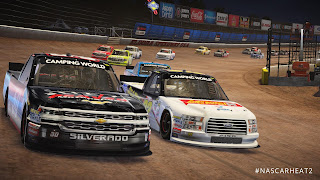 NASCAR Heat 2 Desktop Wallpaper